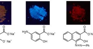 サリチル酸骨格を有する蛍光物質