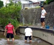 カワニナの生態を通して身近な水路の環境を知る(熊本県立熊本北高等学校 フロンティア・サイエンス・クラス 生物班)